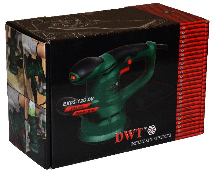 Упаковка DWT EX03-125 DV