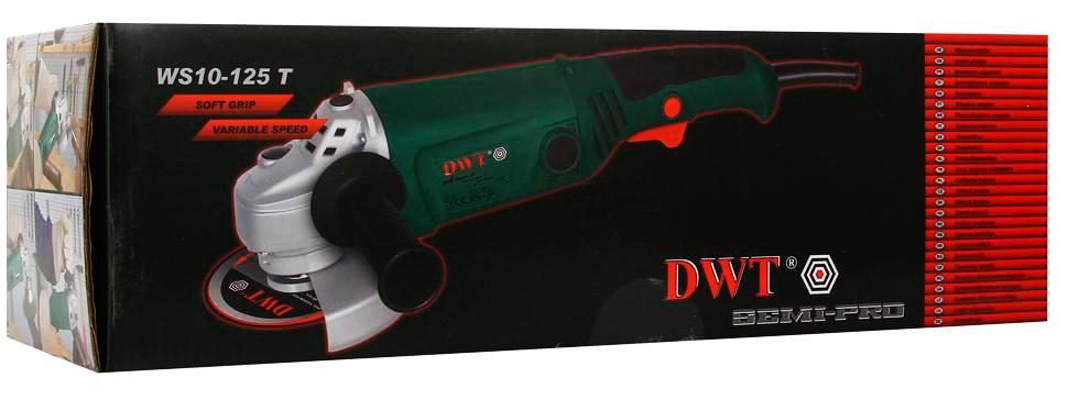 Упаковка DWT WS10-125 T