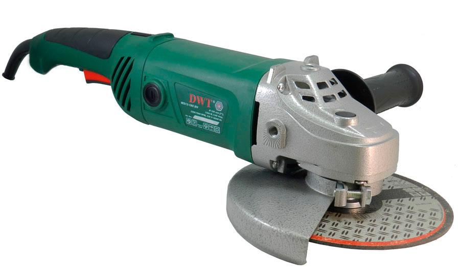 Болгарка DWT WS13-180 T