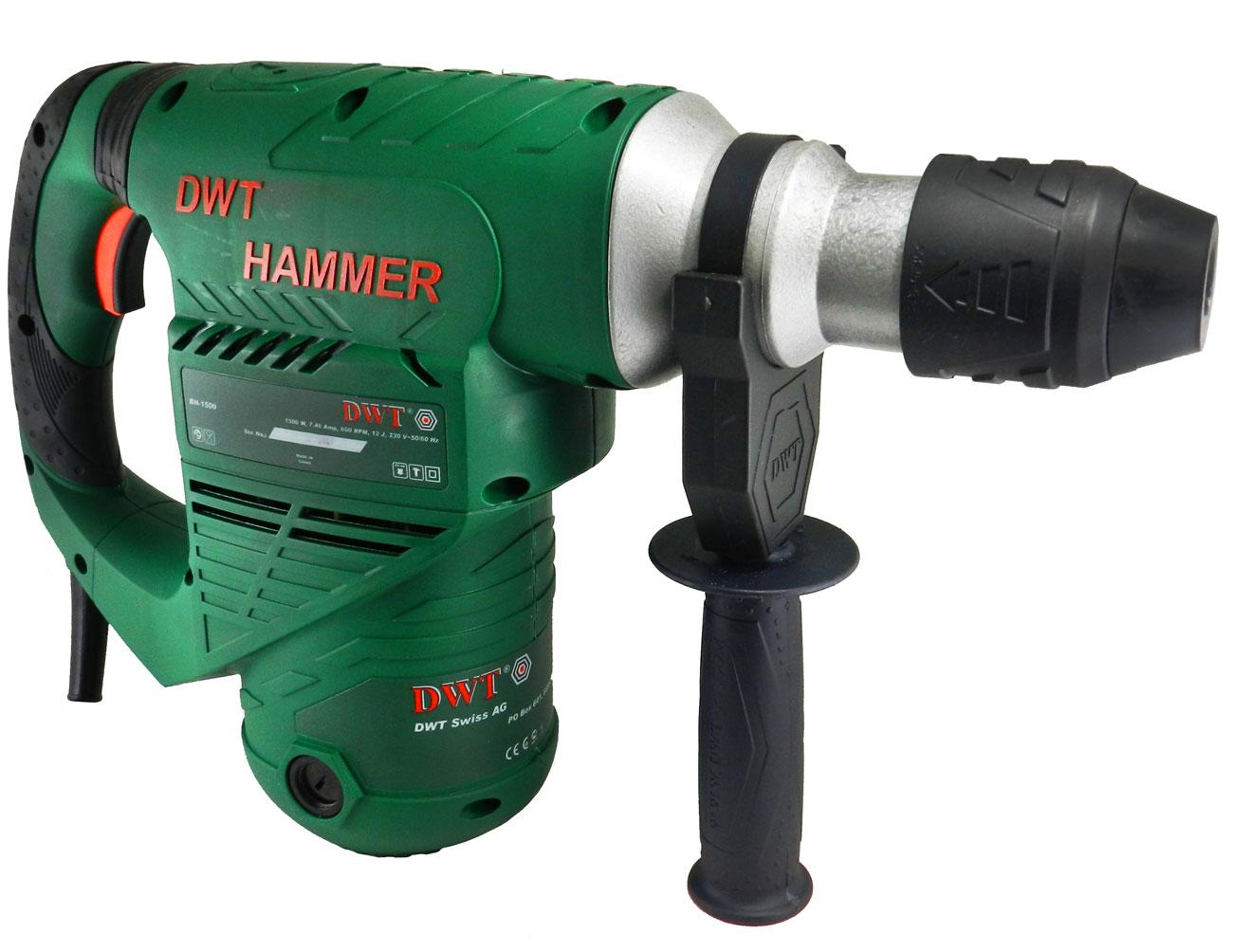 Перфоратор DWT BH-1500