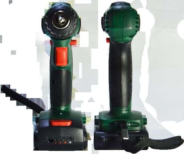 Акумуляторний шуруповерт DWT ABS-14,4 Bli-2 BMC