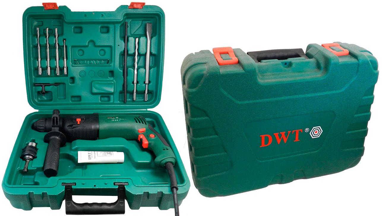 Комплектация DWT SBH08-26 T BMC