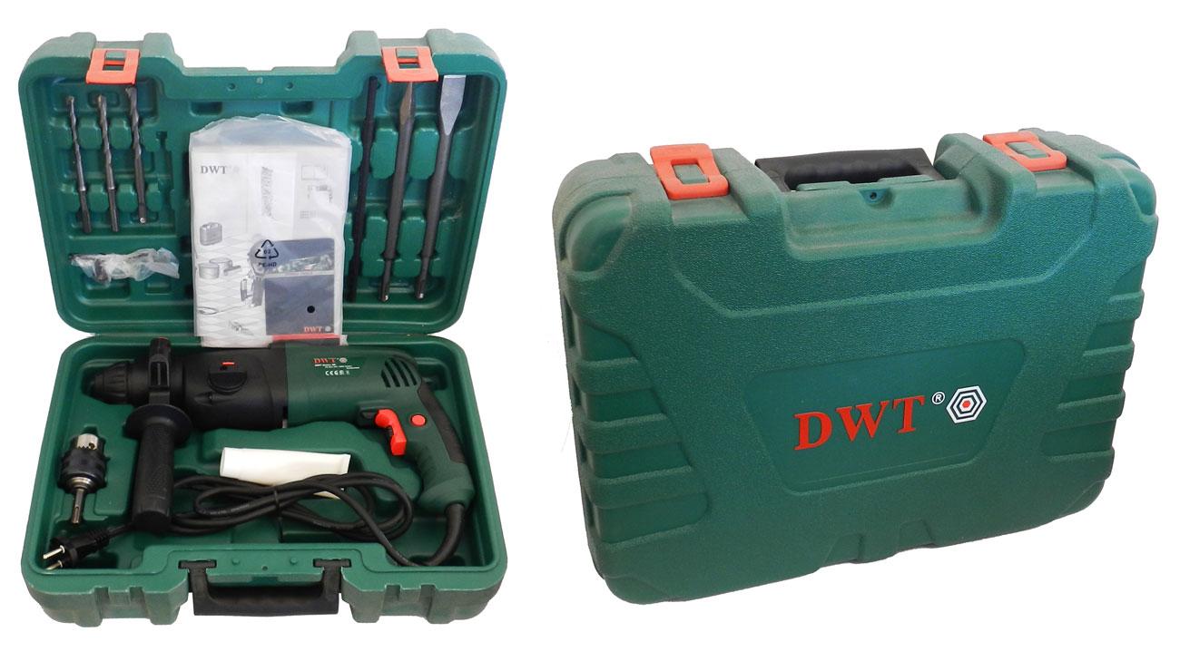 Комплектация DWT SBH06-20 T BMC