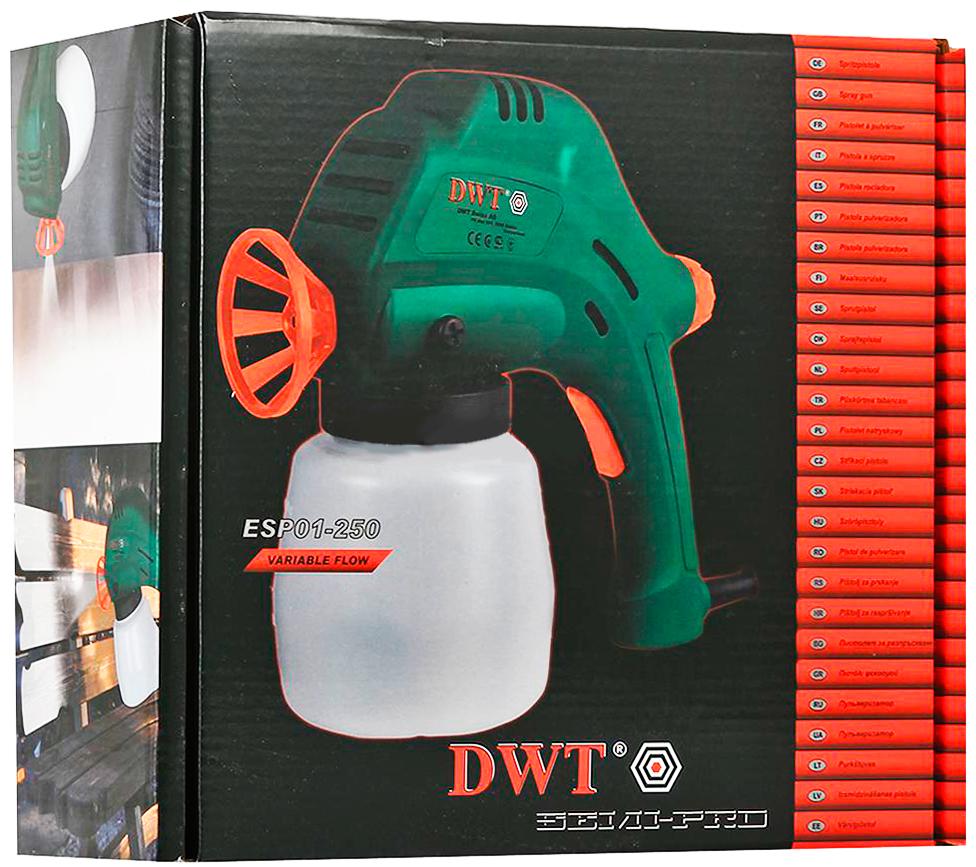 Упаковка DWT ESP01-250