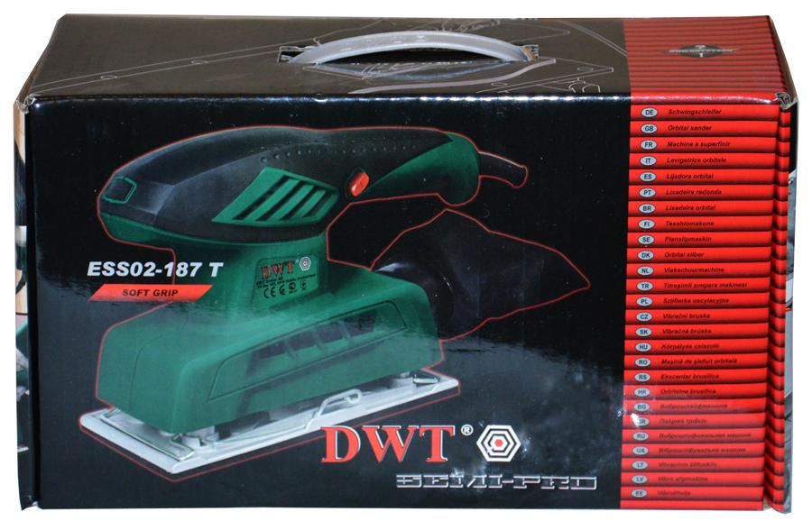 Упаковка DWT ESS02-187 T