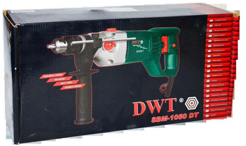 Упаковка DWT SBM-1050 DT