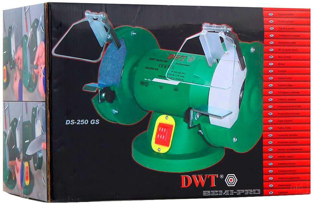 Упаковка DWT DS-250 GS