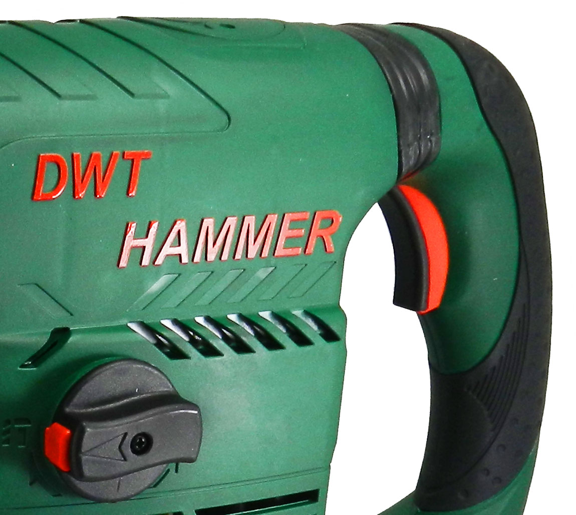 Виброгасящая рукоятка DWT BH-1500